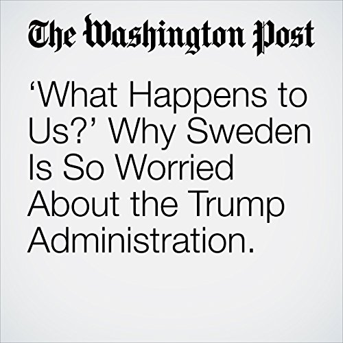 'What Happens to Us?' Why Sweden Is So Worried About the Trump Administration. copertina