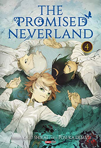The Promised Neverland - vol. 4