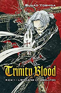 Trinity Blood Edition simple Tome 1
