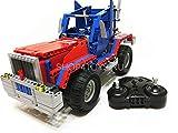 MODELTRONIC Coche Radio Control 2 Coches en 1 Set Camión y Buggy de Bloques de construcción 531 Piezas Cada Technic C51002W