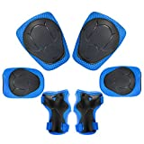 Sports Protective Gear Safety Pad Safeguard (Knee...