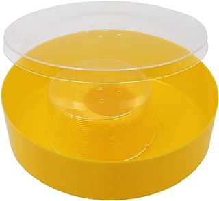 Comedero de plástico para agua de abejas, colmena, bebedero de abeja, equipo de mantenimiento de nido, herramienta de apicultura