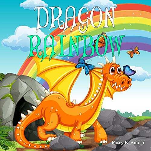 Dragon Rainbow audiobook cover art