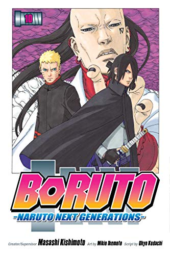 [画像:Boruto: Naruto Next Generations, Vol. 10 (10)]