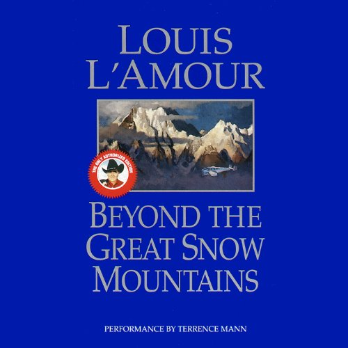 Beyond the Great Snow Mountains audiobook cover art