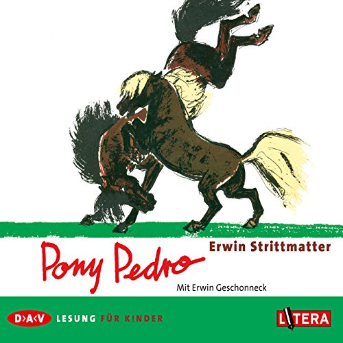 Pony Pedro cover art