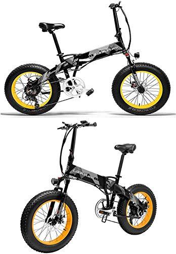 Bicicleta eléctrica Bicicleta eléctrica por la mon Bicicletas 20 pulgadas eléctrico ciclomotor...