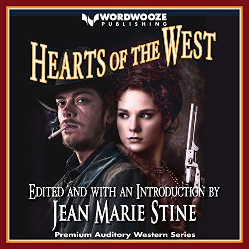 Hearts of the West audiobook cover art