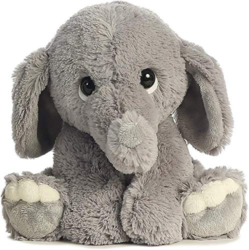 GRIFIL ZERO Elephant Stuffed Animal Plush Toy Gift 10 inches