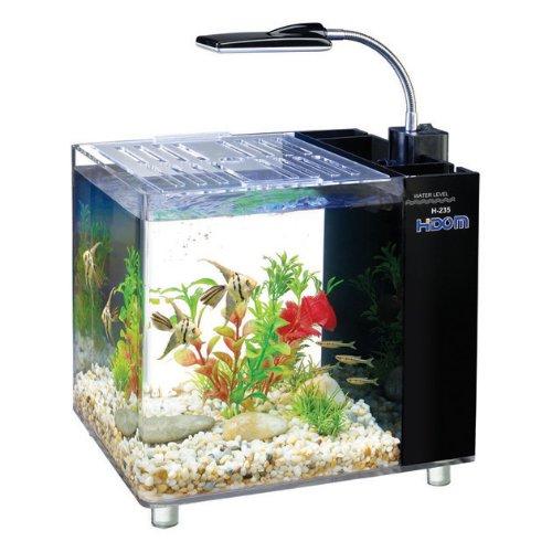 Mini acuario/Iluminación LED