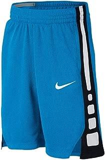Nike Big Boys Dry-FIT Elite Basketball Shorts, Blue, 1X
