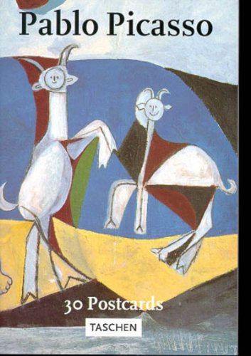 PostcardBook, Pablo Picasso (Postcardbooks)