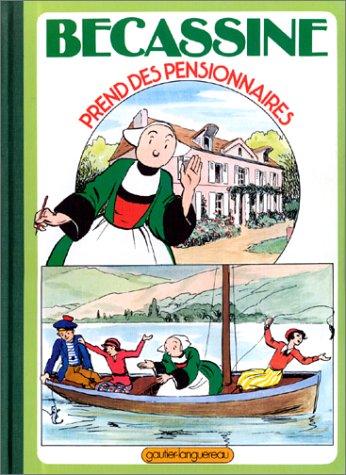 Bécassine prend des pensionnaires, tome 20