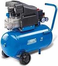 pressione massima: 8 BAR Compressore Elettrico 230V-50Hz da 1.5 HP Serbatoio 24L 2800 RPM KOMBO 600x260x600 mm