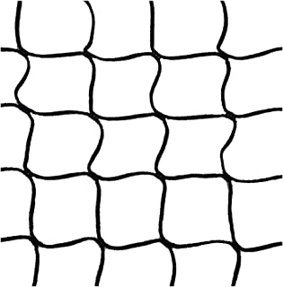 Balcony Safety Net,Baby Stair Net Kids Railing Ball Stopping Netting Nylon Backstop Goal Ball Stop Net Nets Golf Course Barrier Replacement Protection Rope Children Rail Stairs Indoor Outdoor Black