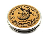Honest Amish Original Beard Wax - Made from Natural and...