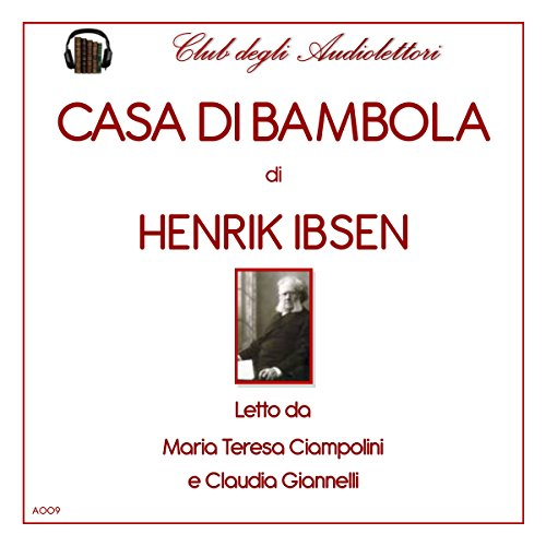 Casa di bambola cover art