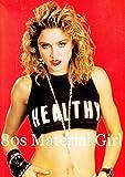 80er Jahre Party Dekorationen - 10 x 80er Jahre Popstars und Bands Poster - 8