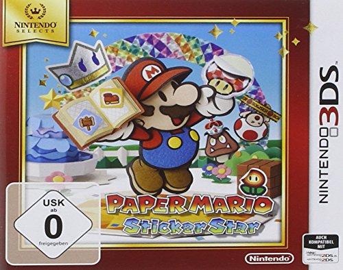 Paper Mario: Sticker Star - [Nintendo 3DS]