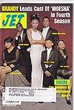 Jet Magazine Brandy Cast Of Moesha Lamont Bentley Countess Vaughn September 28, 1998
