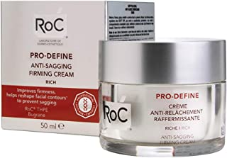 ROC Pro Define - Crema Anti Flacidez Reafirmante Textura Rica 50 ml