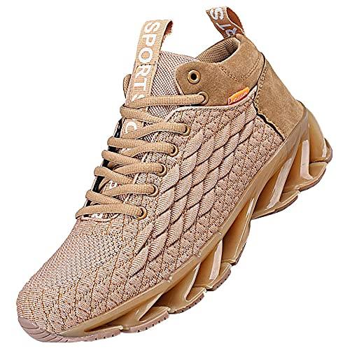 Zapatillas Deportivas De Zapatillas,Zapatillas para Fitness Jogging Y Running,Yellow_39