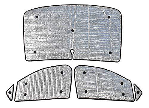 Summit SUM-1639 Persianas térmicas para Volkswagen Caddy (2004 a la actualidad)