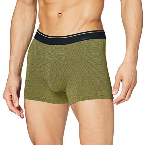 CALIDA Cotton Stretch sous-vêtement, Chaux Vive, M Homme