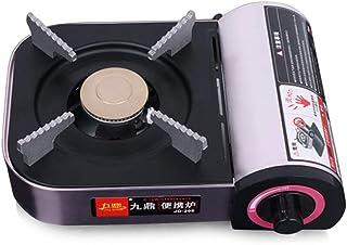 comprar comparacion Lixada Cocina Gas Portatil para Camping Cartucho Mini Ultrafino Hornillo a Gas para Picnic Acampada al Aire Libre
