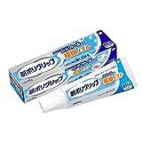 新ポリグリップ 部分・総入れ歯安定剤 極細ノズル メントール配合 40g