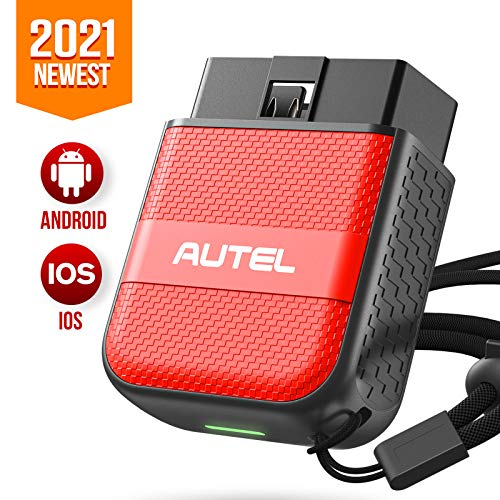 Autel AP200M OBD2 Scanner Bluetooth, OE-LevelFull System Diagnostics, 6 Maintenance Services, Simplified AP200, Advanced Version of MD808, MD806, 1 Free Year Use