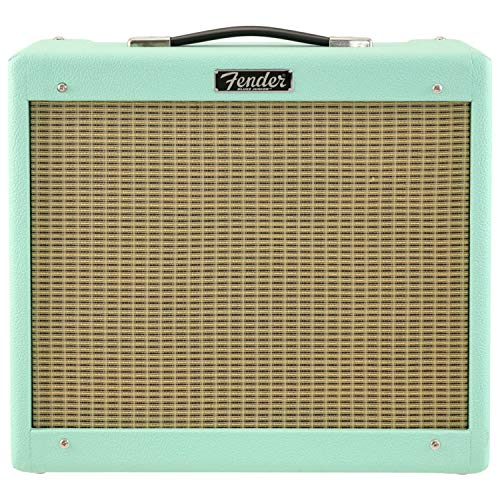 Amazing Deal Fender 2231500971 Blues Jr IV Surf Green P12Q Limited Edition Amplifier