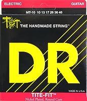 【6セット】DR DR-MT10[10-46] TITE-FIT エレキギター弦