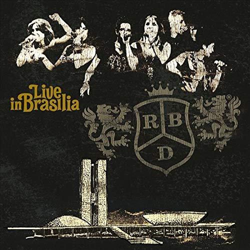 Live in Brasilia (CD)