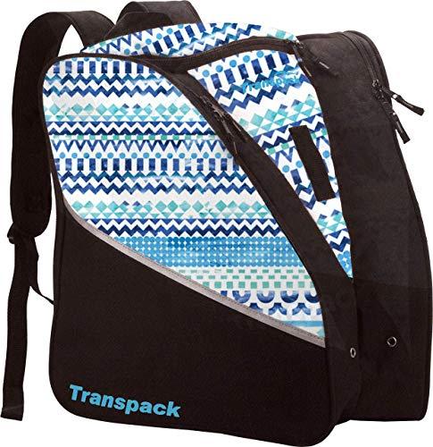 Transpack Edge Junior Kids Ski and Snowboard Boot Bag 2018 - Camo