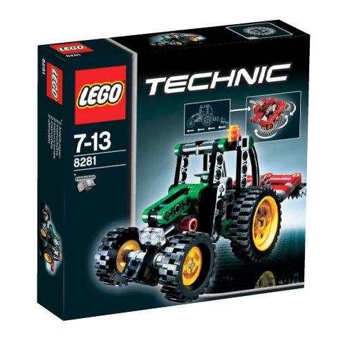 Lego Technic 8281 - Minitraktor
