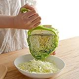 Cortador de verduras rebanadora de repollo verduras ralladores de col trituradora de frutas pelador cuchillo de patata Zesters cortador de utensilios de cocina