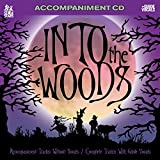 Sing The Broadway Musical INTO THE WOODS (Accompaniment 2-CD Set)