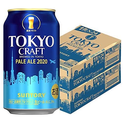 TOKYO CRAFT 東京クラフトペールエール サントリー 350ml 48本 (2ケース) 旧称 クラフトセレクト