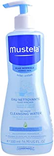 No-rinse Cleansing Water for Babies Mustela (500 ml)
