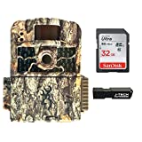 Browning Strike Force HD MAX Trail Game Camera Bundle Includes 32GB Memory Card and J-TECH Card Reader (18MP)   BTC5HDMAX
