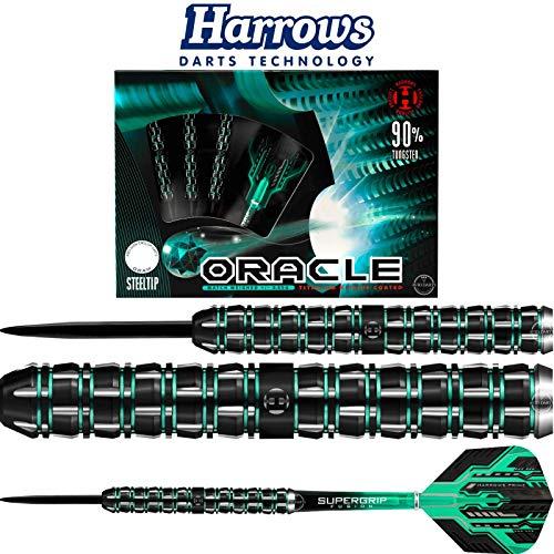 Harrows Oracle 90% Tungsten Steel Tip Darts (22)