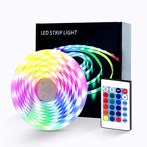 Wstan 16.4FT 150leds IP65 Waterproof LED Strip Lights Only $7.80 (Retail $24.99)