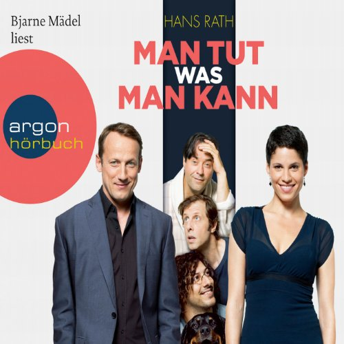 Man tut was man kann  By  cover art