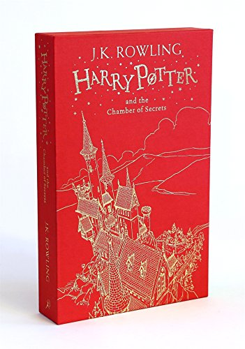 Harry Potter and the Chamber of Secrets: J.K. Rowling (HB/ Box)