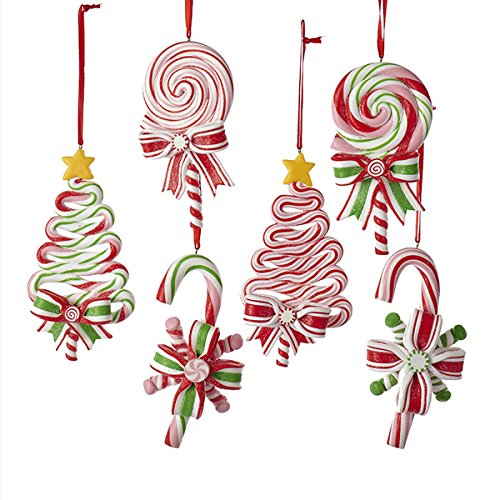 Candy Christmas.Christmas Candy Decorations Amazon Com