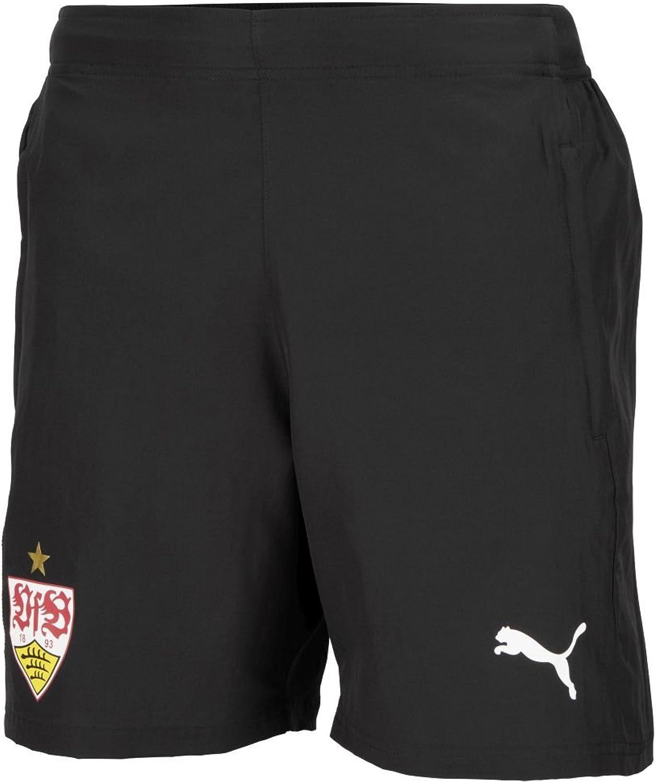 Puma Herren VfB Stuttgart Stuttgart Stuttgart Woven Short 2 Side Pockets Zip with Hose B07F4H12RD  Professionelles Design 18b917