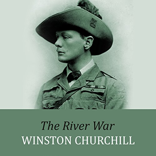 The River War audiobook cover art