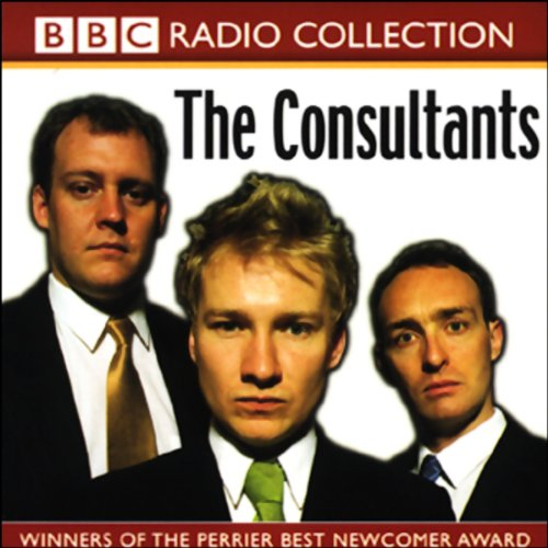 The Consultants audiobook cover art