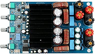 Nobsound TAS5630 2.1 Channel 4ohm Class D Digital Amplifier Board; DIY Power Amp Board for Audiophiles 300W+150W+150W